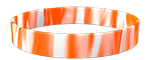 021C/White <br> Orange/White