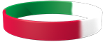 186C/White/355C <br> Red/White/Green